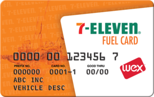 7-Eleven Fuel Card